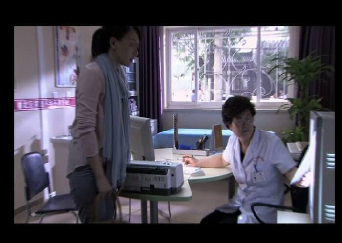 杨天真遇到郑现实_天真遇到现实里杨天真为什么不孕不育